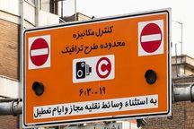 تردد خودروهای باری زیر ۳.۵ تن در محدوده طرح زوج و فرد تبریز مجاز است