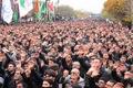 اجتماع بزرگ حسینیان در پل معلق مشگینشهر برگزار میشود