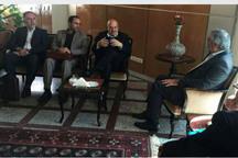 استاندار کردستان با معاون رئیس جمهور دیدار کرد