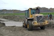 سیل 150 میلیارد ریال به راه های مانه و سملقان خسارت زد