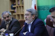 وزیر کشور: کردستان باید از شرایط تحریم فرصت خلق کند