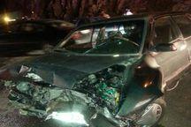 حادثه رانندگی در جاده کرج - چالوس 7 مصدوم برجای گذاشت