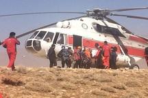 18 نیروی امدادی به ارتفاعات دنا اعزام شدند