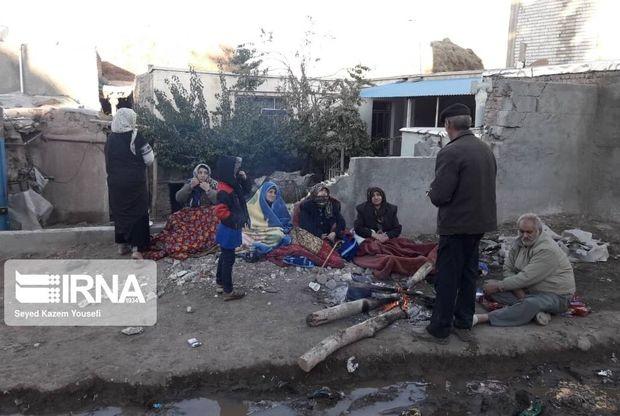 فرماندار میانه: در روستاهای زلزله زده نیاز به نفت سفید داریم
