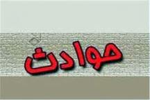 انفجار کپسول شارژ کولر گازی در ایرانشهر یک کشته برجا گذاشت