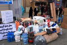 کمک های مردمی آذربایجان غربی به مناطق سیل زده شمال ارسال شد
