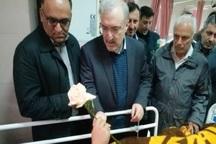 خدمات سلامت تا ترخیص کامل مصدومان سیل در شیراز ادامه دارد