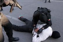 شرور مسلح در عملیات ضربتی پلیس خوزستان دستگیر شد