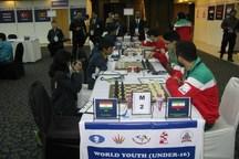 قهرمانی تیم شطرنج مردان ایران در همه بخش های جام ملت های آسیا