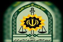 دستگیری عامل شرارت در نیشابور