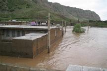 پل موقتی بر روی رودخانه پلدختر ایجاد می شود