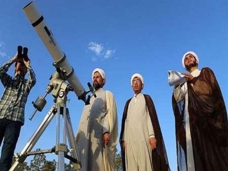 8گروه استهلال درسیستان وبلوچستان هلال ماه رمضان را رصد می کنند