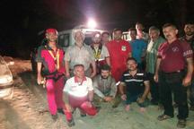 گردشگران گمشده در ارتفاعات آستارا پیدا شدند