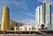 رئیس جمهور جدید قزاقستان نام پایتخت را به «نورسلطان» تغییر داد