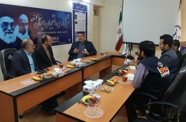 بازدید فرماندار کردکوی از ایسنا