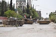 ادامه حمله سنگین هوایی و زمینی ارتش سوریه به داعش/ پیشروی نیروهای سوری در جنوب دمشق/اردوغان:عملیات در سوریه ادامه پیدا می کند