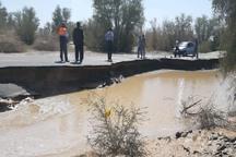 سیلاب 34میلیارد تومان به زیرساخت های ریگان خسارت زد