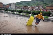 آمادهباش ۱۲۰۰ نیروی خدمات شهری کرمانشاه برای مقابله با آبگرفتگی معابر