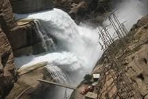 افزایش 10 برابری ورود آب به سد سفیدرود