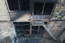 آتش سوزی کارگاه تولیدی شهرک شهید مدنی تبریز خاموش شد