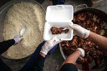 توزیع ۷۰۰ وعده غذای نذری در آستارا
