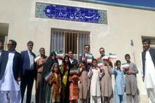 افتتاح چهار مدرسه در شهرستانهای میرجاوه و سراوان