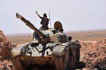 کشته شدن 5 فرمانده جبهه النصره در ادلب توسط ارتش سوریه