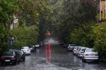 ادامه بارش ها در بیشتر نقاط کشور از فردا/ تهران خنک می شود