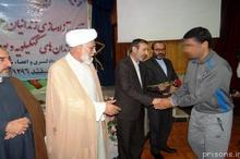 آزادی  زندانیان جرائم غیرعمد استان  با حضور رئیس کل دادگستری