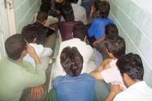 42 معتاد متجاهر و خرده فروش در چابهار دستگیر شدند
