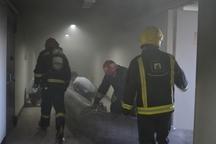 گاز پیک نیک، علت آتش سوزی اداره پست تبریز