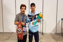 کشتی گیر دزفولی مدال طلای مسابقات جهانی را کسب کرد