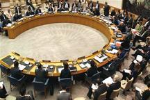 شکست آمریکا در شورای امنیت