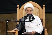 قدردانی آیت الله مکارم شیرازی از حضور مردم در راهپیمایی22بهمن