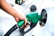 پُر کردن باک ها و صف های طولانی بنزین در جیرفت