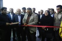 نمایشگاه تخصصی صنعت ساختمان در قائمشهر گشایش یافت