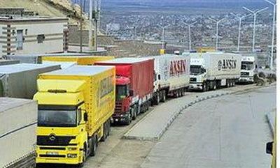 بازرگان با سهم 11.3 درصدی سومین مرز فعال کشور در ترانزیت ورودی کالا