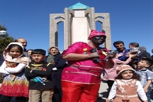 برنامه های فرهنگی نوروزگاه همدان در قالب تقوم گردشگری گردآوری می شود