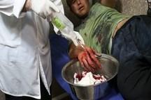 چهارشنبه سوری در گلستان 12 مصدوم بر جای گذاشت
