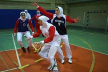 دومین روز رقابت های بسکتبال دختران کشور در گرگان برگزار شد