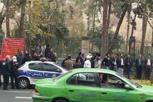 پیمانکاران شهرداری خواستارپیگیری مطالب خود ازشورای تهران شدند