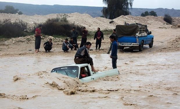 هواشناسی نسبت به وقوع سیلاب در شرق لرستان هشدار داد