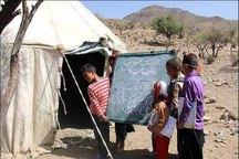 کاروان تجهیزات آموزشی به مدارس عشایری خراسان رضوی اعزام شد