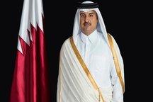 امیر قطر امروز با ملک سلمان دیدار میکند