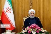 استاندار البرز با رئیس جمهوری دیدار کرد