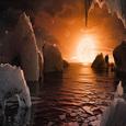 کشف بزرگ ناسا اعلام شد؛ 7 سیاره شبیه زمین رویت شد که امکان حیات برای انسان دارند