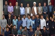 پایان سومین دوره مسابقات کشوری موشکهای آبی در دانشگاه سمنان