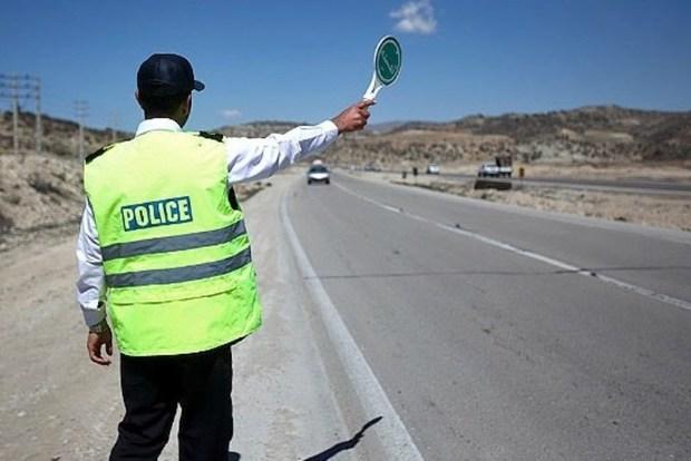 حضور پلیس در جاده های خراسان شمالی افزایش یافت