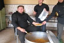 122 تن برنج و 132 تن شکر میان هیاتهای مذهبی زنجان توزیع می شود