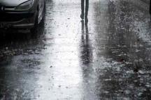 باران و وزش شدید باد پدیده غالب جوی قزوین